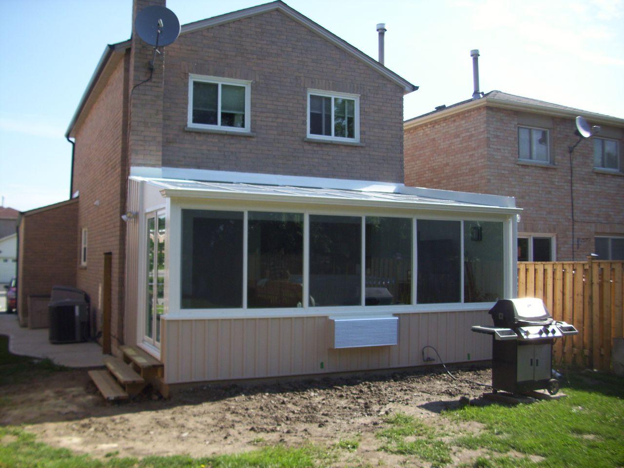 Design Build And Repair Leaking Sunrooms Amp Solariums